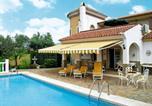 Location vacances Viñuela - Casa Los Arcos (100)-1