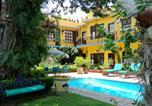 Hôtel San Miguel de Allende - Hacienda de las Flores-1