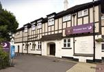 Hôtel Ullenhall - Premier Inn Solihull South (M42)-4
