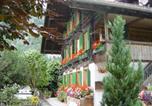 Location vacances Reichenbach im Kandertal - Apartment Ryter I Kandergrund-4