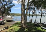 Location vacances Cams Wharf - Ironbark Family Townhouse at Raffertys Resort-2