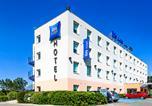 Hôtel Saint-Victoret - ibis budget Marseille Vitrolles-1
