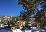 Location vacances Formiguères - Joli Chalet à Pyrénées 2000 au pied des pistes-1