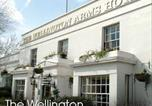 Hôtel Chineham - The Wellington Arms Hotel-1