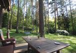 Location vacances Mníšek pod Brdy - Holiday Home Hvozdnice with Fireplace I-3