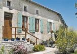 Location vacances Lusignac - Holiday Home Palluaud with a Fireplace 02-1
