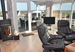 Location vacances Nordborg - Holiday Home Nordborg with Fireplace 09-4