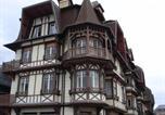 Location vacances Bordeaux-Saint-Clair - Appartement Etretat-1
