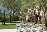 Location vacances Correns - –Holiday home La bastide chemin la Ribeyrie-4