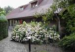 Location vacances Zelzate - Holiday Home 't Westkanterhof-1