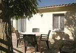 Location vacances Amberre - Two-Bedroom Holiday Home in Cherves-1