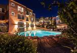 Hôtel 5 étoiles Ramatuelle - Hotel Byblos Saint-Tropez-1