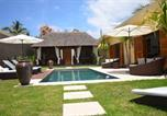 Location vacances Grand Baie - Balinese style Villa-2