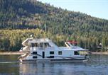 Location vacances Revelstoke - Waterway Houseboat Vacations-1