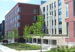 Hôtel Ottawa - Résidences de l'Université d'Ottawa - Résidence Henderson   University of Ottawa Residences - Henderson Residence-4