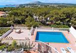 Location vacances Balcón del Mar - Holiday Home Jávea 2889-2