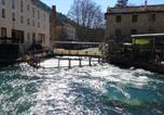 Location vacances Velleron - Le Vieux Moulin De Crillon-3