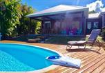 Location vacances Sainte Rose - Villa Pointe Caraïbes-2