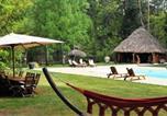 Location vacances Chaumont-sur-Tharonne - Chambres d'hôtes Le Mousseau-1
