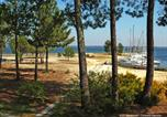 Camping avec Quartiers VIP / Premium Landes - Yelloh! Village - Au Lac De Biscarrosse-2
