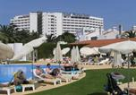 Villages vacances Albufeira - Montechoro Clube 99 - Apartamentos Turísticos-3