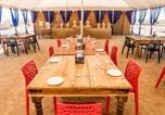Camping avec Piscine Inde - Joggan Jaisalmer Camp-2