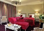Hôtel 4 étoiles Audrieu - Villa Lara Hotel-1