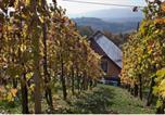 Location vacances Novo Mesto - Vineyard Cottages Dolenjska I-3