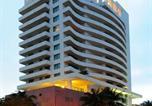 Hôtel Surfside - Ocean Front Sixty Sixty-1