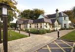 Hôtel Holt - Premier Inn Wrexham North (A483)-3