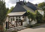 Location vacances Plouay - Two-Bedroom Holiday Home in Le Croisty-1