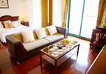 Location vacances  Chine - Shanghai Yopark Serviced Apartment(Spring Garden)-4