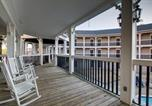 Hôtel Jacksonville - Hotel Finial-3