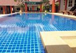 Hôtel Pong - Benwadee Resort Pattaya-2