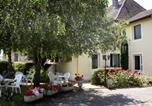 Hôtel Saint-Martin-en-Bresse - Logis Au Puits Enchanté-1