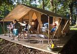 Camping avec Piscine couverte / chauffée Candé-sur-Beuvron - Camping Indigo des Châteaux-2
