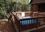 Location vacances Pinetop - The Spaghetti Western Cabin-2