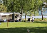 Camping avec WIFI Neydens - Camping Yverdon Plage-4