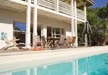 Location vacances Linxe - Holiday home Moliets 22 with Outdoor Swimmingpool-3