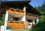 Location vacances Bayerisch Eisenstein - Bavarian Forest Holidays-1