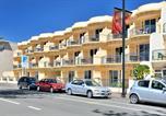 Hôtel Napier - Shoreline Motel-2