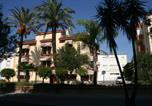 Hôtel Algeciras - Hotel Real-3