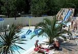 Camping avec Parc aquatique / toboggans Aigues Mortes - Camping Eden Grau Du Roi-1