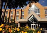 Hôtel Muskegon - Haworth Inn & Conference Center-1