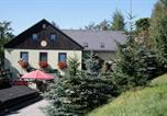 Location vacances Olbernhau - Gasthof & Pension Bennelliebschänke Seiffen-4