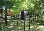 Location vacances Rostock - Sportlerhutte im Fitnessgarten-1
