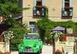 Hôtel Cailla - Aux Quatre Saisons Axat-1