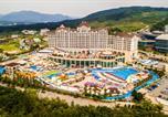 Hôtel Cheongju - Cheonan Daemyung Resort-1