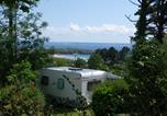 Camping avec Piscine Saint-Nic - Camping Sites et Paysages Le Panoramic-2