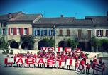 Hôtel Labastide-d'Armagnac - Les Chambres de Labastide-1